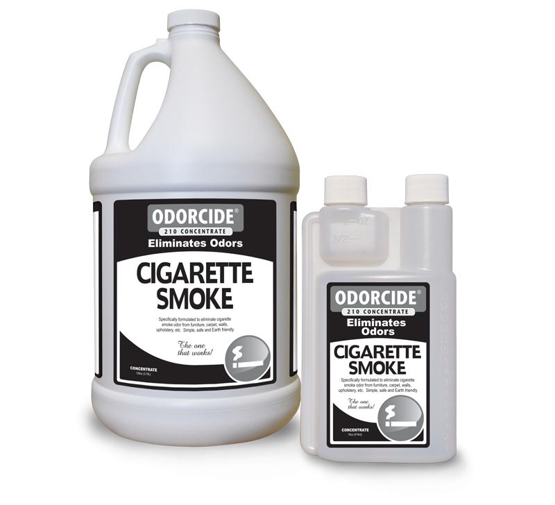 Odorcide 210 Cigarette Smoke