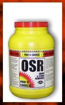 OSR (Odor & Stain remover)