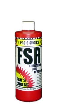 FSR (Filter Soil Remover)