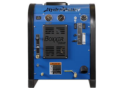 Boxxer 318HP High Pressure
