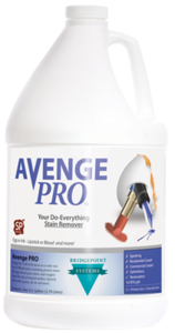 Avenge Pro Stain Remover