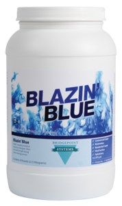 Blazin' Blue