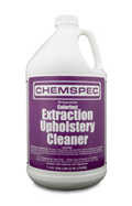 Colorfast Extraction Upholstery Cleaner