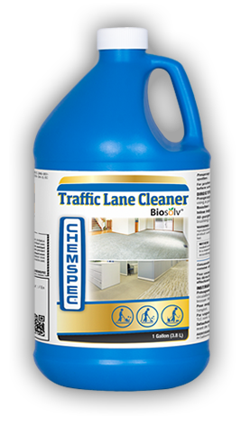Traffic Lane Cleaner w/ Biosolv