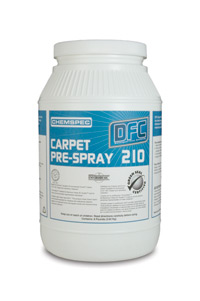 DFC 210 (One Earth Carpet Cleaner)