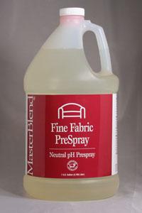 Fine Fabric Pre-Spray