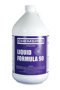 Liquid formula 90