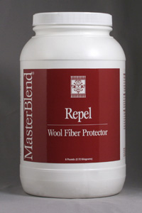 Repel Wool Fiber Protector