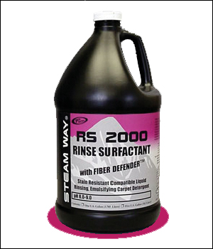 RINSE SURFACTANT 2000