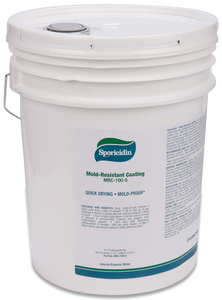 Sporicidin Mold Resistant Coating-White (5 gallon pail)