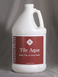 Tile Aqua Water Based Sealer
